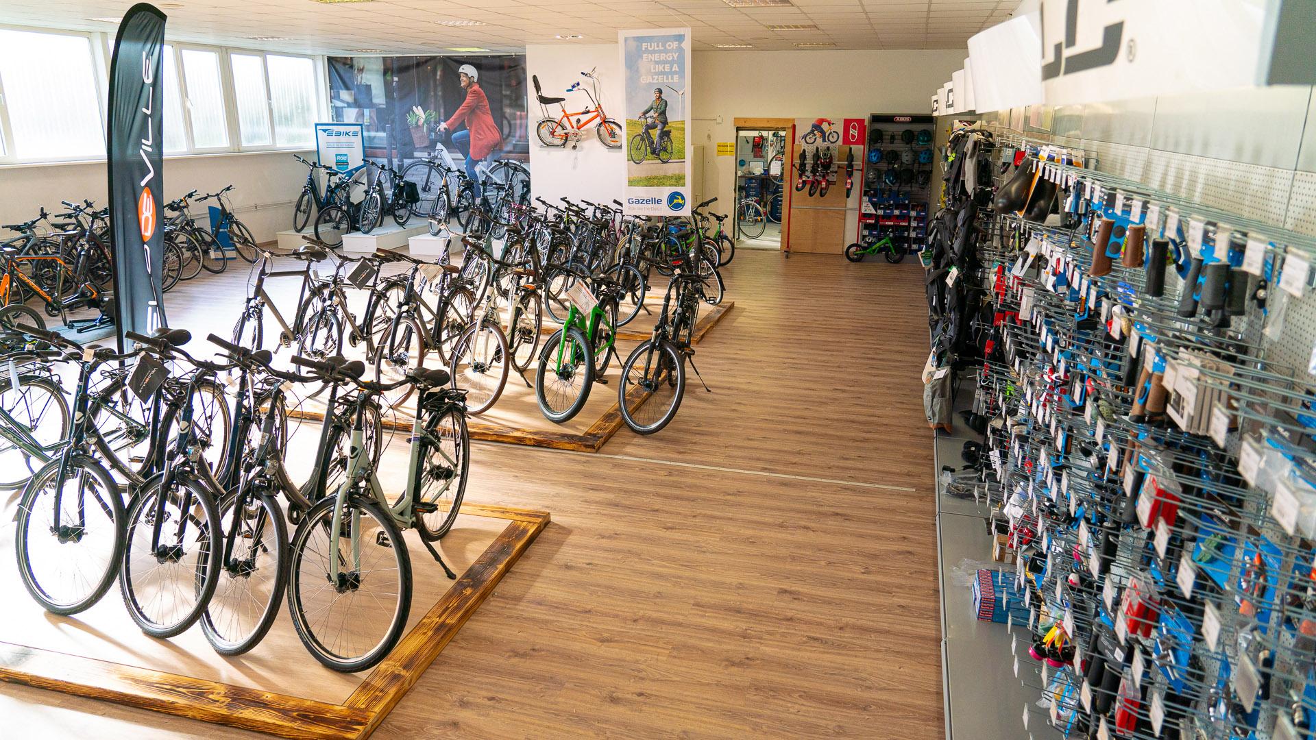 Fahrradzentrum Grauthoff Fotoshooting 31