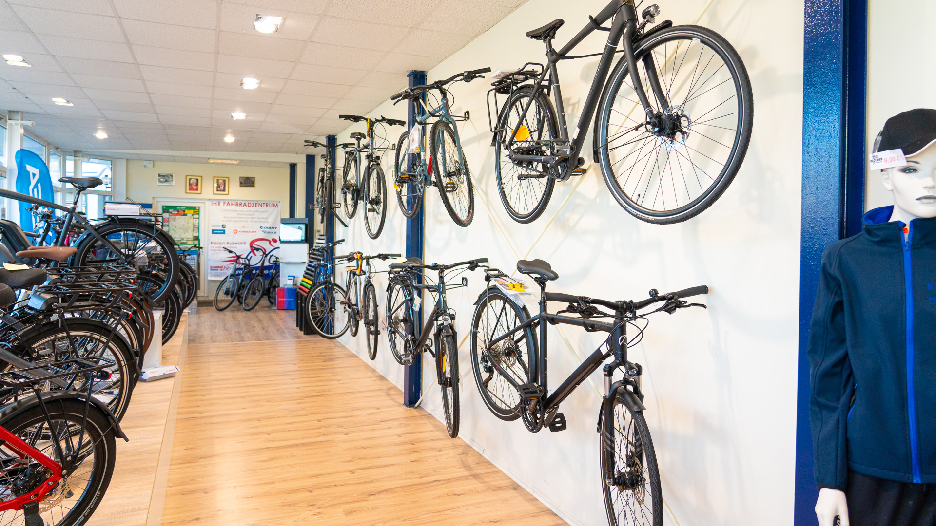 Fahrradzentrum Grauthoff Fotoshooting 41