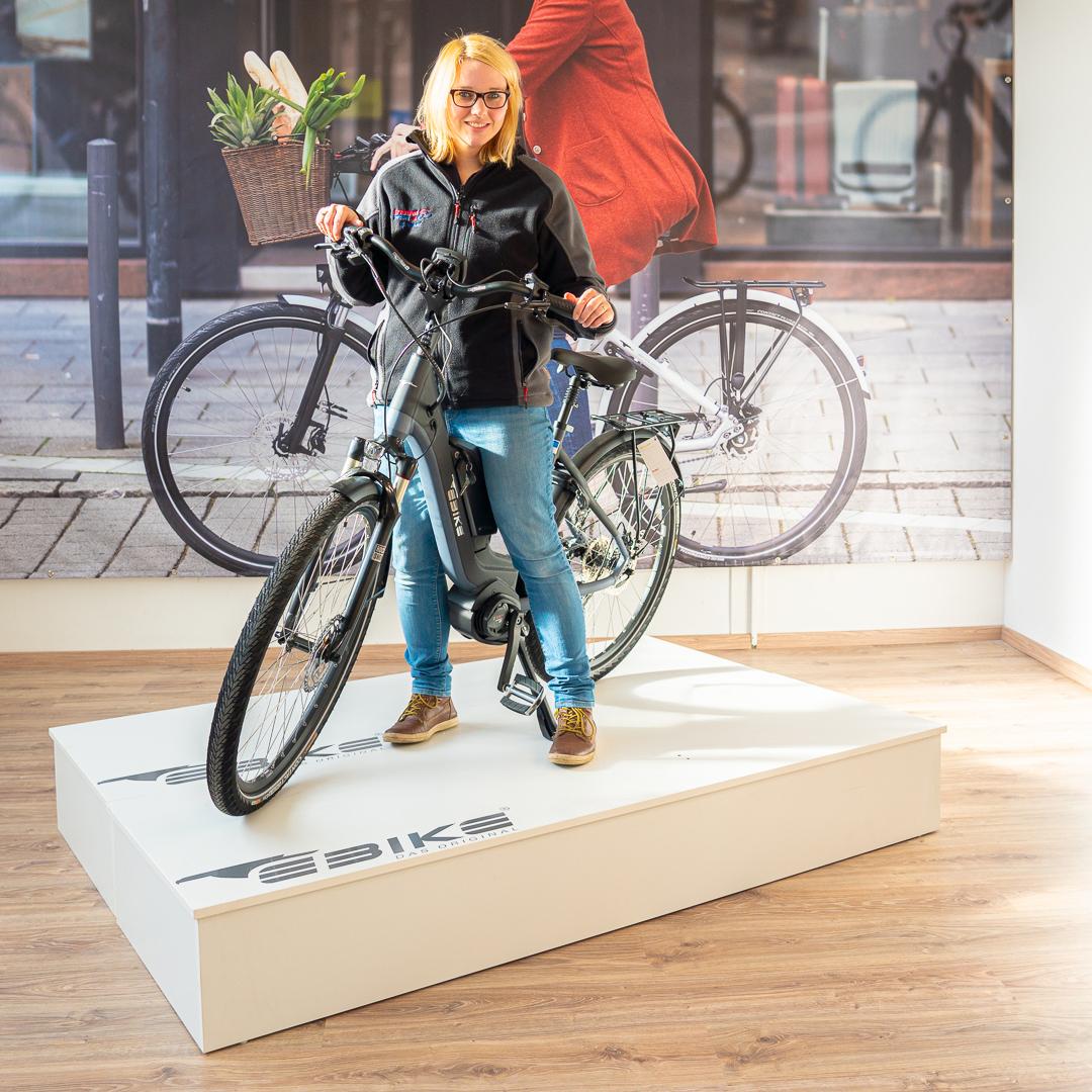 Fahrradzentrum Grauthoff Fotoshooting - Team 1