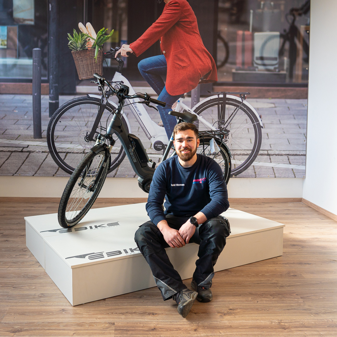 Fahrradzentrum Grauthoff Fotoshooting - Team 4